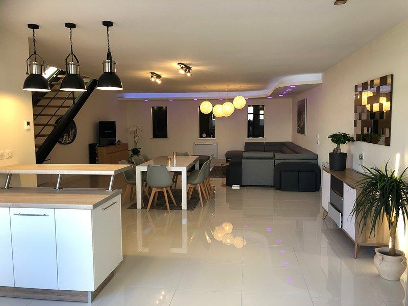 Superbe LOFT centre-ville Montluçon, vacation rental in Allier
