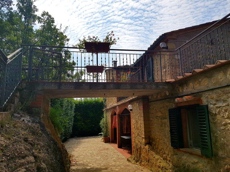 Schöne Villa in der Toskana