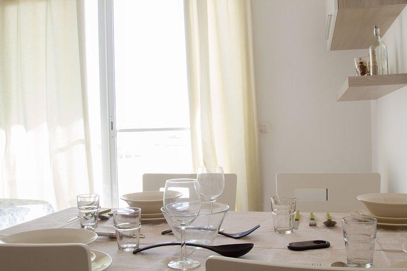 Beautiful apartment with sea view, alquiler de vacaciones en Sal Rei
