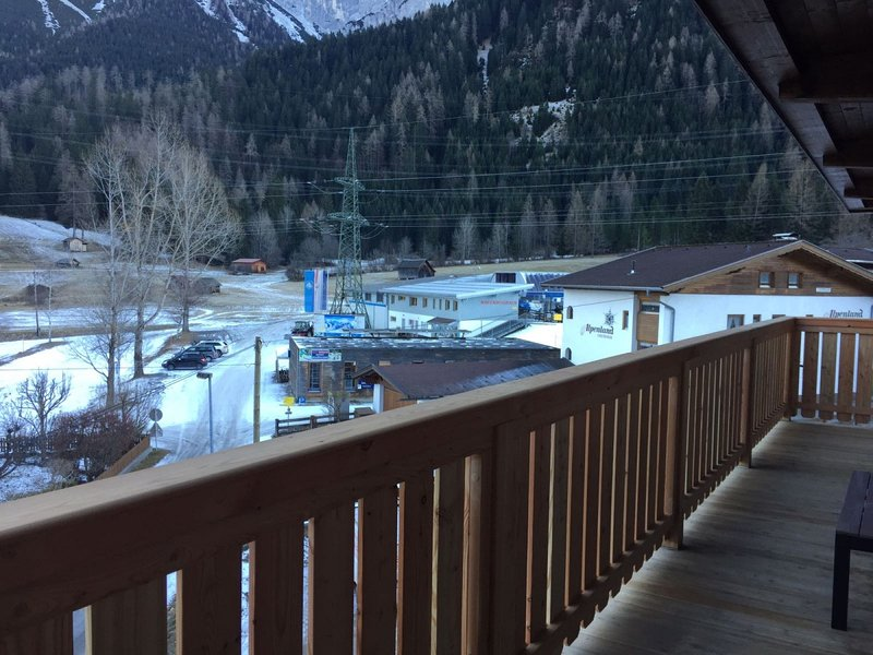 Brabanderalm - Apartment Moose, holiday rental in Nassereith