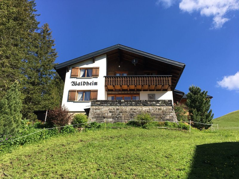 Haus Waldheim, holiday rental in Raggal