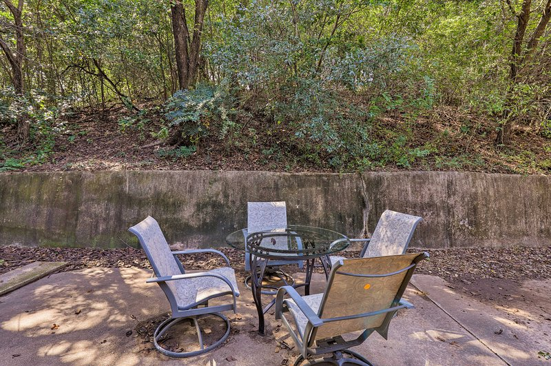 Your Bedford holiday begins at this charming vacation rental.