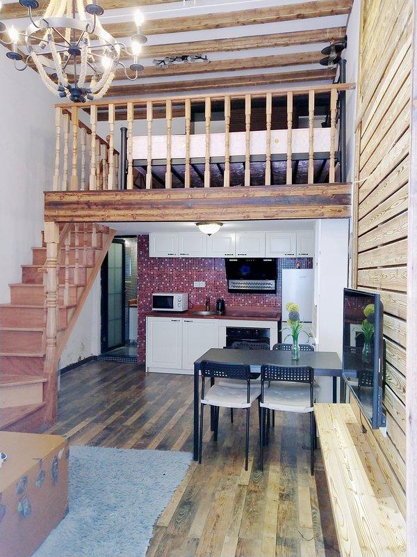 Camera da letto al 2 ° piano