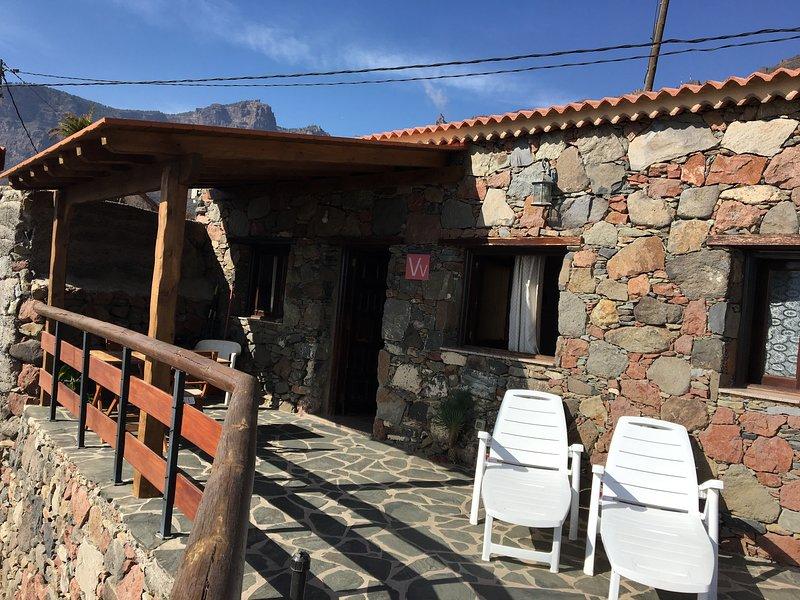 Casa Tomas Lomito De Taidia, aluguéis de temporada em San Bartolome de Tirajana