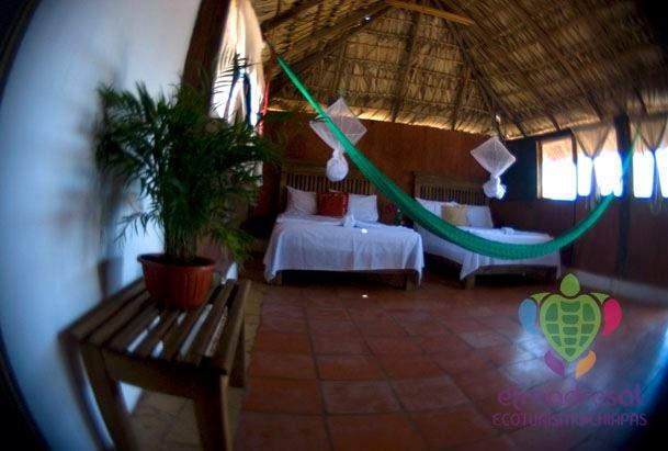 Cabañas con alberca en playa y manglares., location de vacances à Chiapas