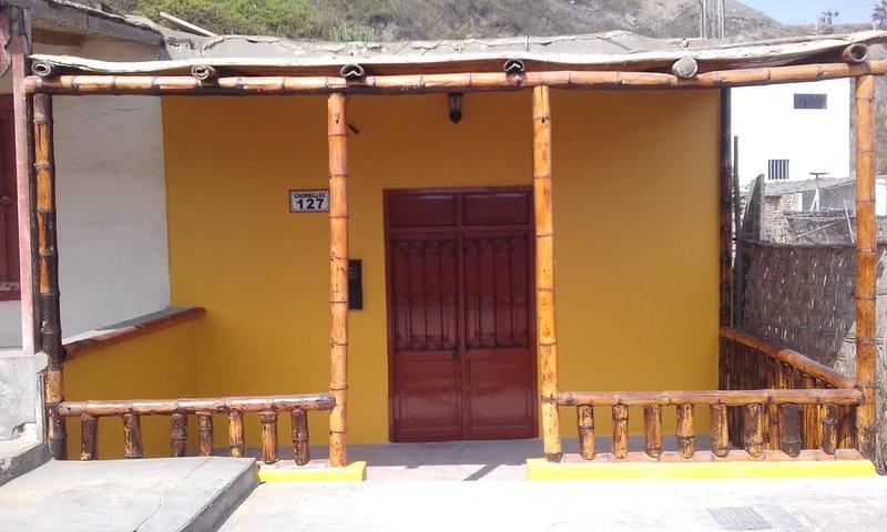 Beach House in Barranca, Norte Chico, location de vacances à Barranca