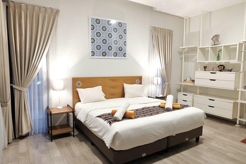 CoHaus Studio #1, holiday rental in Tangerang