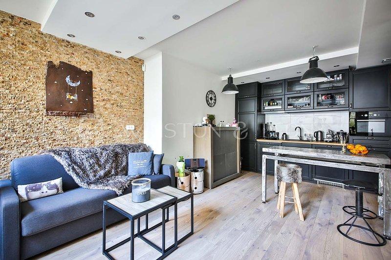 WL # 10029 - Magnificent cosy cocoon next to Paris gates, aluguéis de temporada em Boulogne-Billancourt