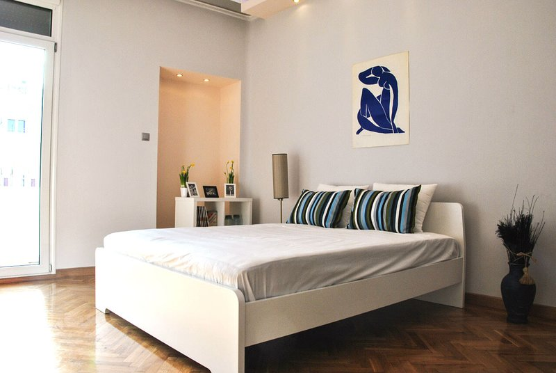 Aristotelous Grande View Apartment, casa vacanza a Salonicco