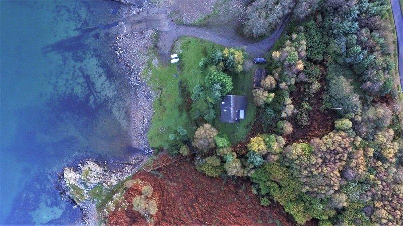 Bendoran Lodge, location de vacances à Bunessan