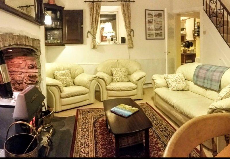 Garreg Lwyd Cottage Conwy Town, holiday rental in Conwy