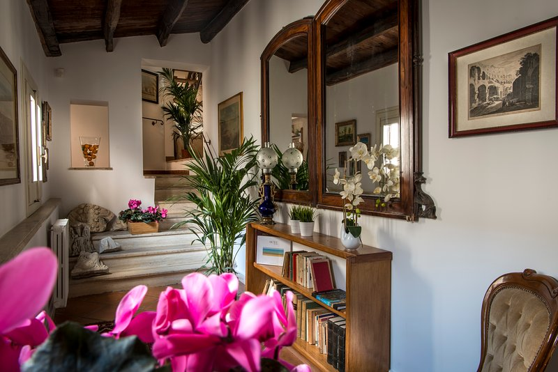 Residence Torremuzza - Charming House In The Heart Of Palermo with a lovely view, holiday rental in San Nicola l'Arena