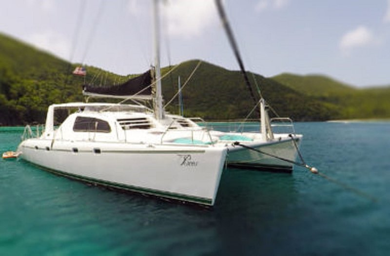 Luxurious 47' Sailing Yacht Catamaran- Pisces, holiday rental in Havensight