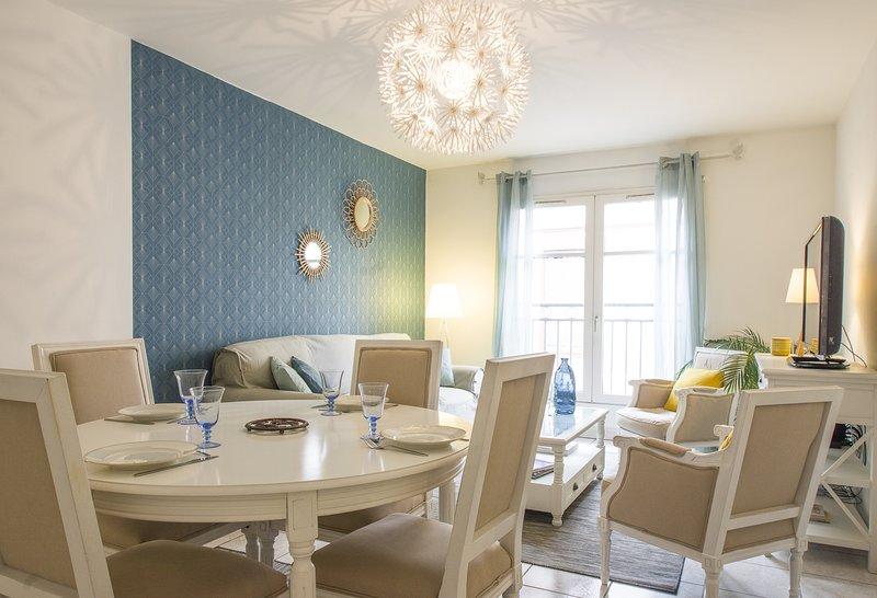 Le Novars - Joli cocon avec parking et 2 chambres, alquiler de vacaciones en Cugnaux