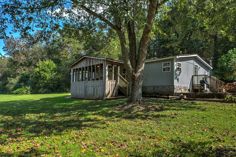New Ooltewah Cabin W Grill Pool Table Amp Porch Updated
