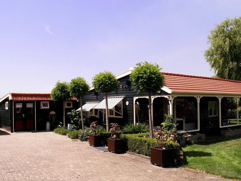 Meerie's Cottage, vacation rental in Sprundel