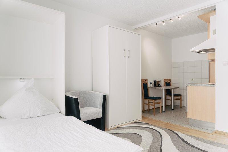 Apartment in Innenstadtnähe EG 05, vacation rental in Gernsheim