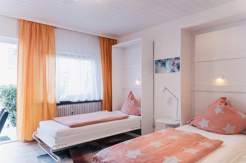 Apartment in Innenstadtnähe EG 03, vacation rental in Dietzenbach