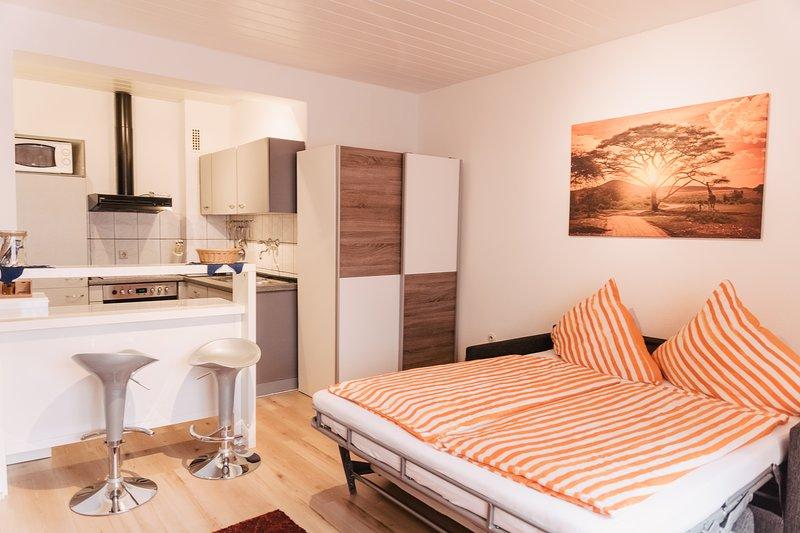 Apartment in Innenstadtnähe EG 02, holiday rental in Darmstadt