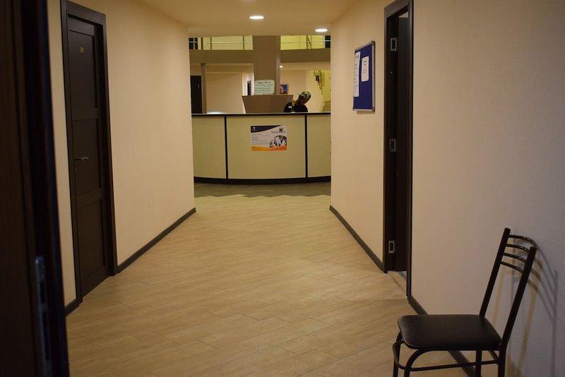 Shree Gopal Gayatri Lok Hotel Standard Double Room 13, casa vacanza a Kasakh