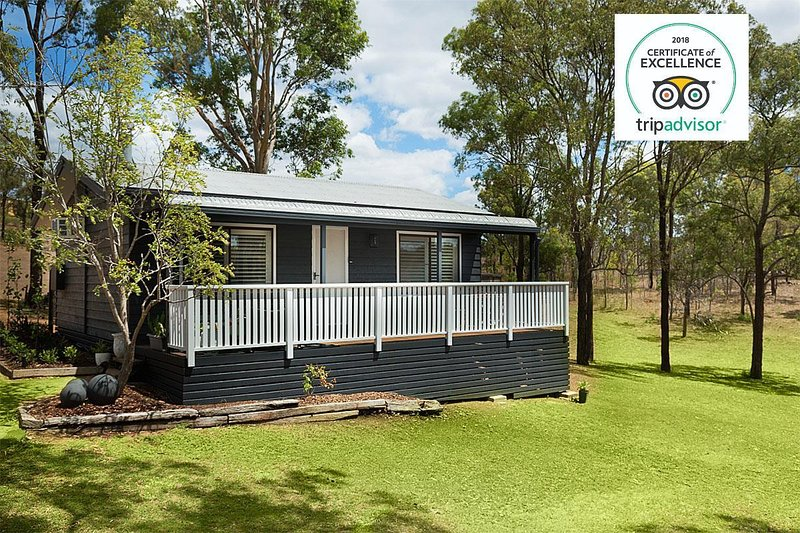 Alojamento Hunter Valley - Worthington's Guest Cottage Pokolbin - todos