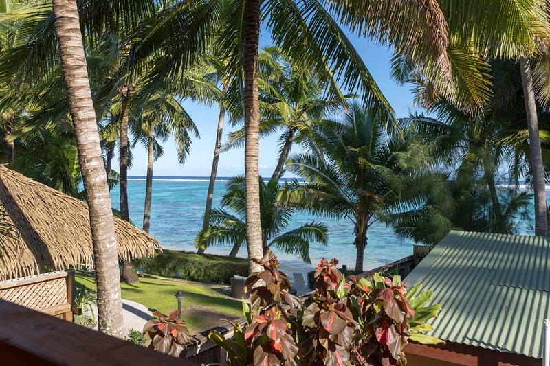 TeRito Lagoon Villas - Lagoon View Villa, vacation rental in Southern Cook Islands