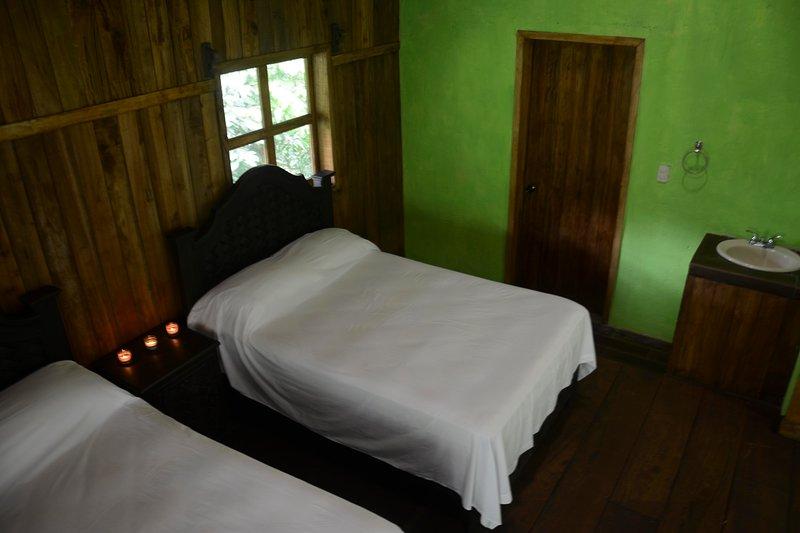 Cabañas zona cafetalera, Volcán Tacaná., location de vacances à Chiapas