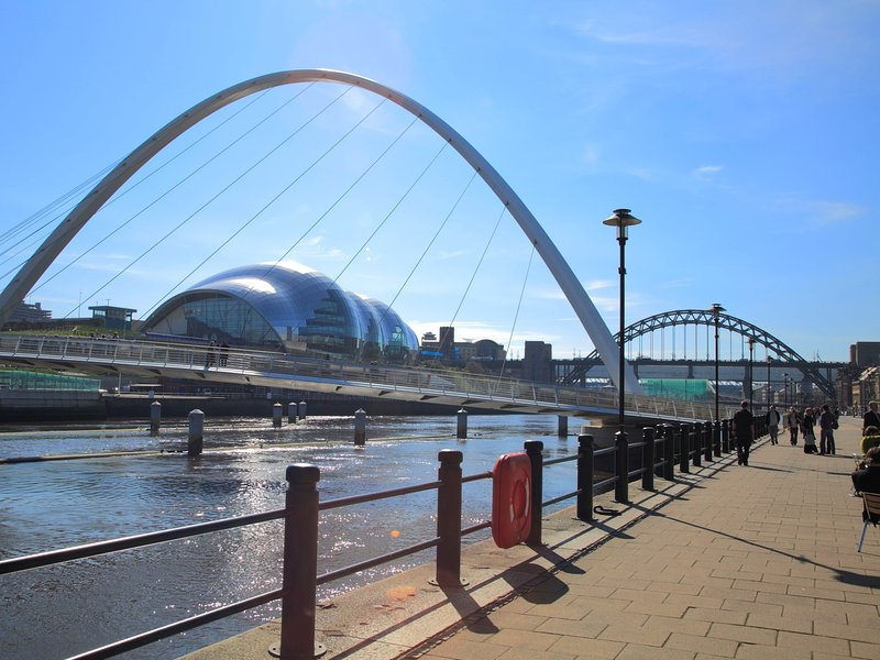 Spend a day expolring Newcastle city centre