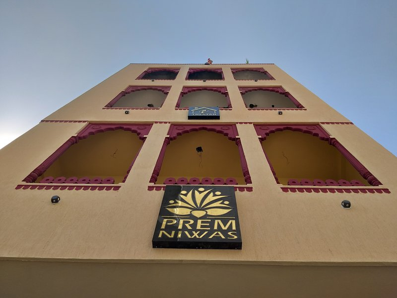Prem Niwas Boutique Hotel, alquiler vacacional en Jaipur