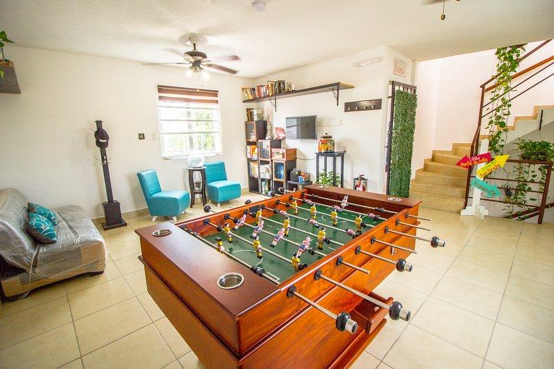 Estudio Litibu en Tropical Home Vallarta b&b, location de vacances à Mezcales