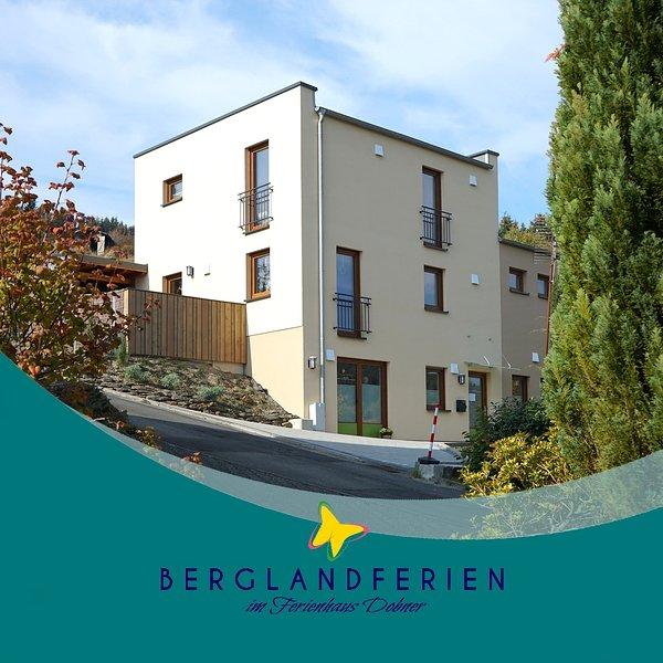 Berglandferien im Ferienhaus Dobner, Steinbrücken, casa vacanza a Biedenkopf