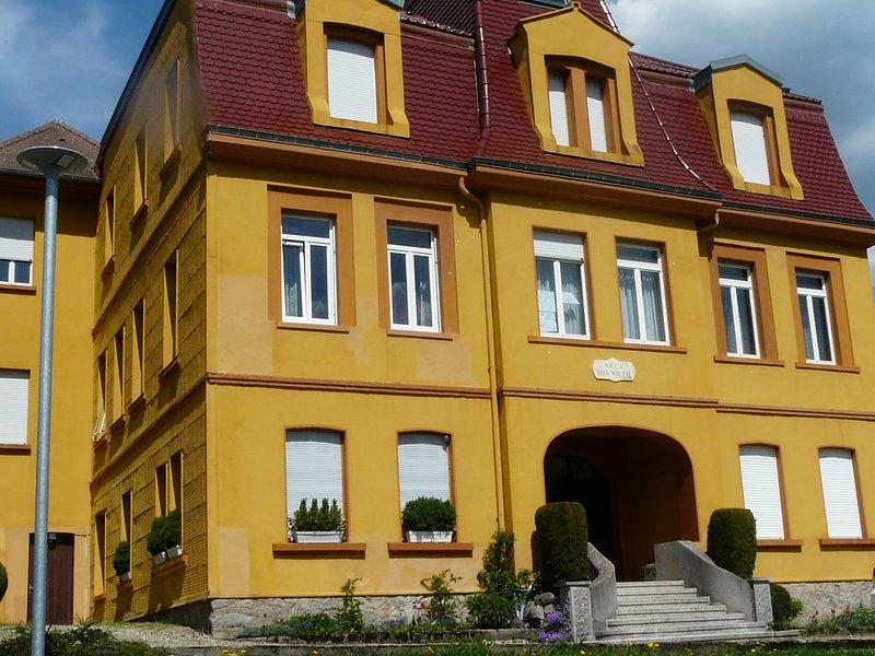 Villa Mon soleil, alquiler vacacional en Breitenau
