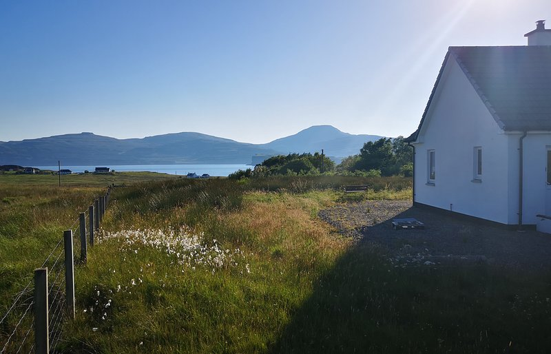 An Caladh, Isle of Skye, vacation rental in Colbost
