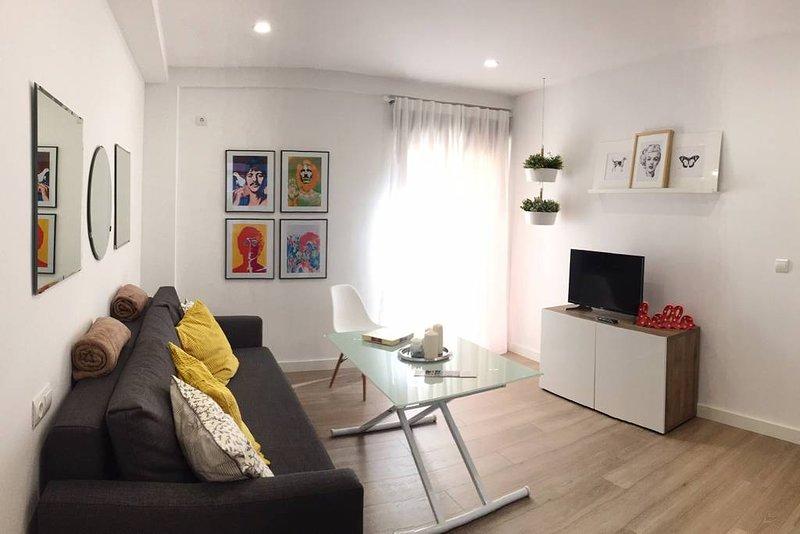 Céntrico Apartamento: Wifi, Estacionamiento, casa vacanza a Atarfe