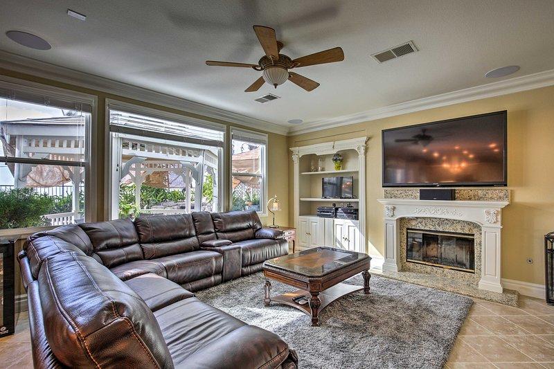 Das Innere soll mit eleganten Möbeln beeindrucken!