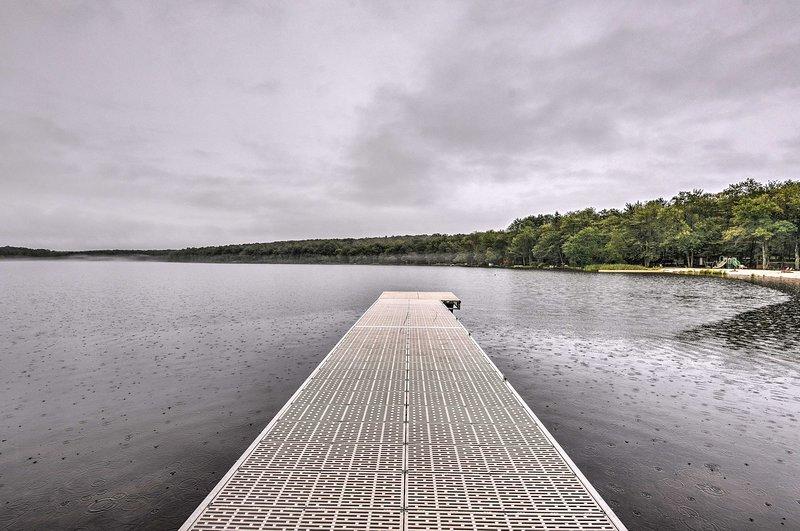 Ta med båten för en dag på den icke-vakna sjön!
