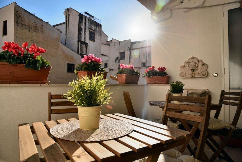 Real Umberto I - Kalsa - Center Palermo, holiday rental in San Nicola l'Arena