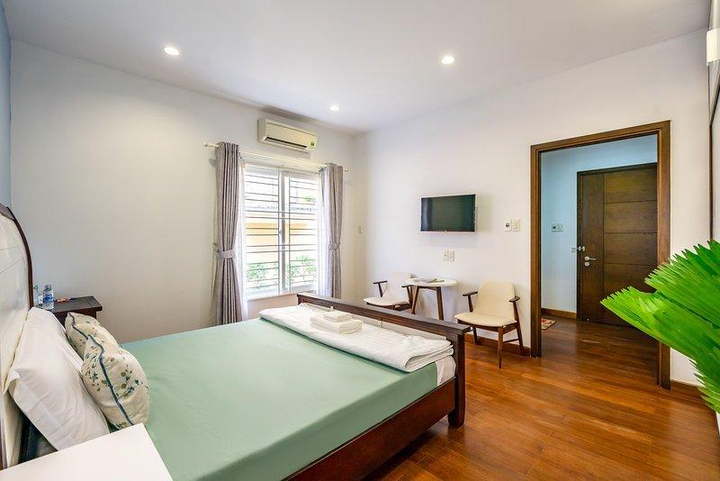 Zeta Apartment - Double Bedroom 3, holiday rental in Thu Dau Mot