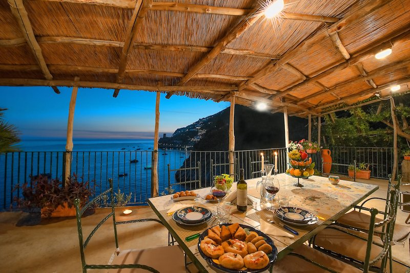 Villa Sunset, vacation rental in Fiordo di Furore