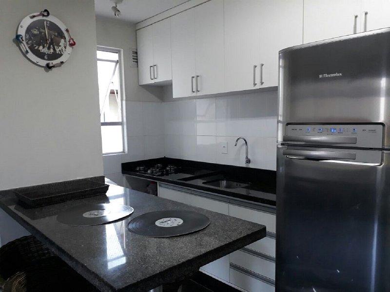 Canasvieiras apartamento 1 quarto, location de vacances à Governador Celso Ramos