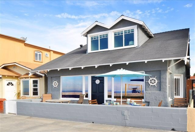 Oceanfront Cottage on the Strand, casa vacanza a Hermosa Beach