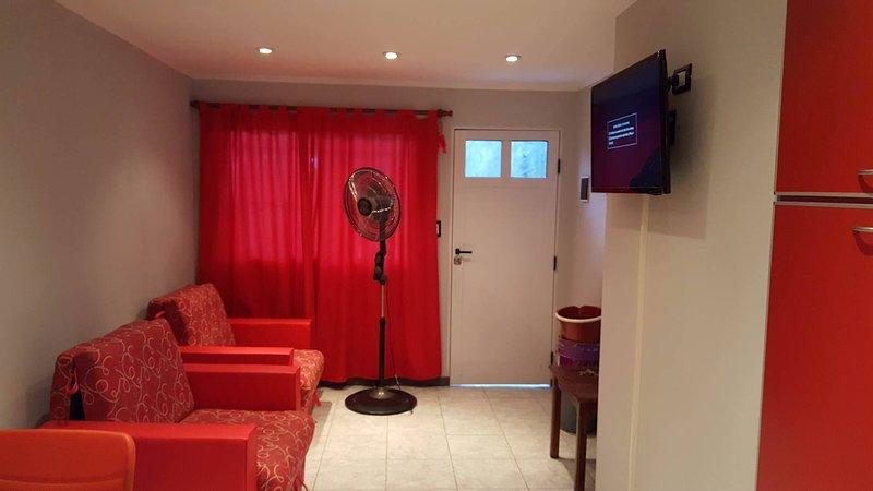 casa MAR AZUL PARA 4PAX $3500 2 CUADRAS DEL MAR STELLA, vacation rental in Ostende