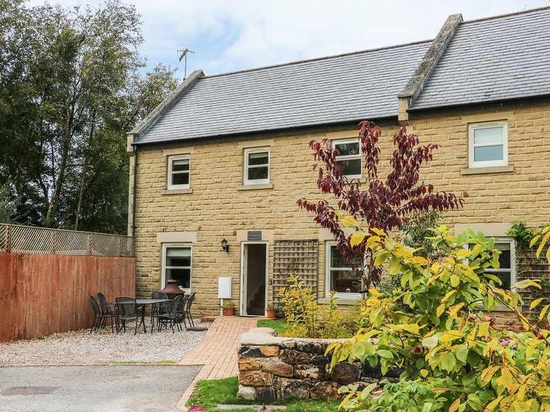 ASHOVER, lakeside, garden, near Two Dales, vacation rental in Kelstedge