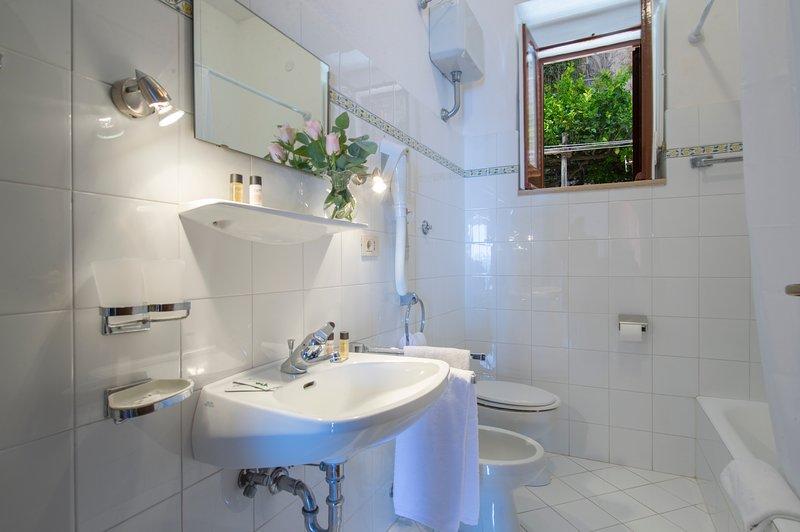 fifth bathroom with shower second floor
