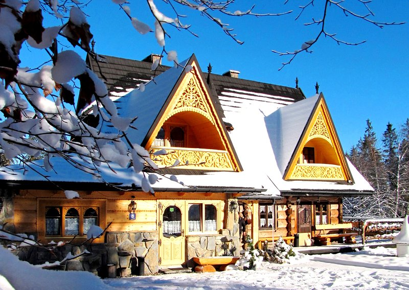 Bajkowa Chata - Tatra Ski Challets, vacation rental in Rzepiska
