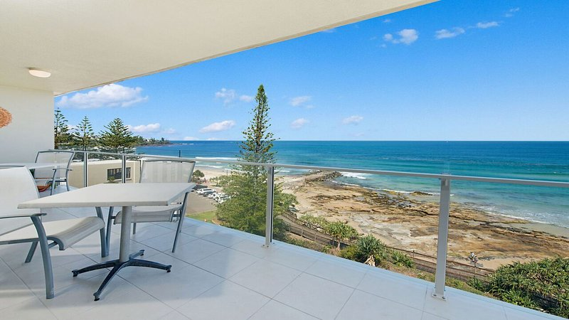 Edgecliffe Unit 9 Kings Beach QLD, vacation rental in Caloundra