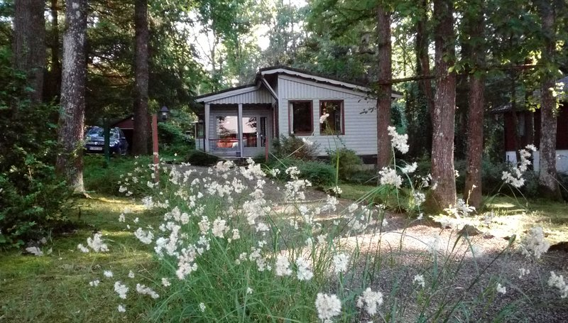 Chalet Siësta in Durbuy - Barvaux  Een comfortabel vakantiehuis voor 6 personen, holiday rental in Barvaux
