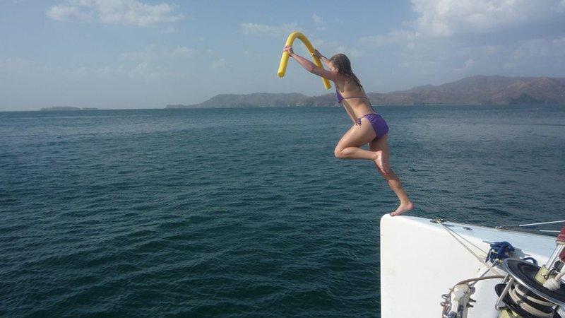 Stef Surf Gäste haben einfach zu viel Spaß