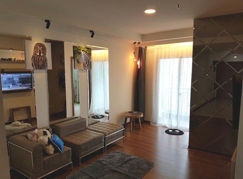 2 Bed Room Amazing Sea View Condo 80 Sqm Fast Internet – semesterbostad i Pegadungan