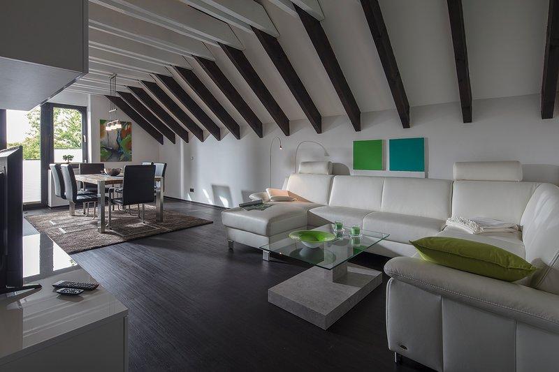 'Die WK Suite' ist wirklich eine Traumferienwohnung', sagen unsere Gäste., casa vacanza a Coesfeld